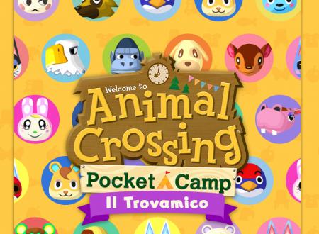 Animal Crossing: Pocket Camp, Il Trovamico, questionario per conoscere il vostro migliore amico animale