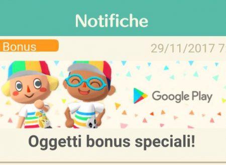 Animal Crossing: Pocket Camp, oggetti bonus speciali sono disponibili per gli utenti Android