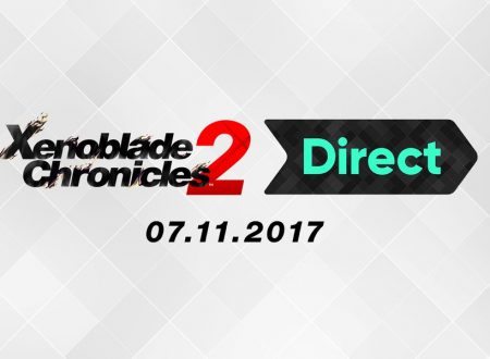 Xenoblade Chronicles 2 Direct: link e embed video del nuovo Nintendo Direct