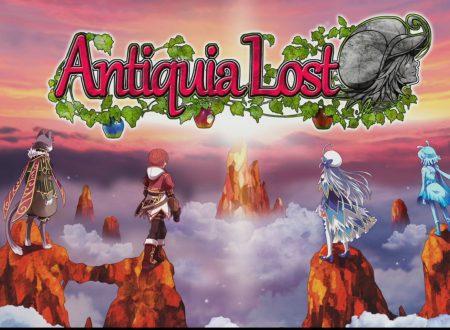 Antiquia Lost: il titolo è in arrivo il 16 novembre sui Nintendo Switch europei