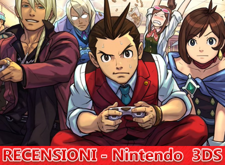 Apollo Justice: Ace Attorney – Recensione – 3DS eShop