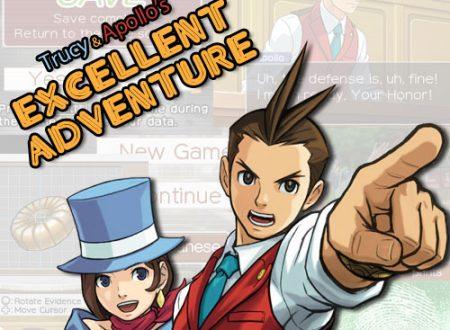 Apollo Justice: Ace Attorney, Capcom svela le nuove feature della versione per Nintendo 3DS