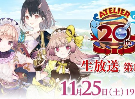 Atelier Lydie & Suelle: Alchemists of the Mysterious Painting, pubblicato un video livestream sul titolo