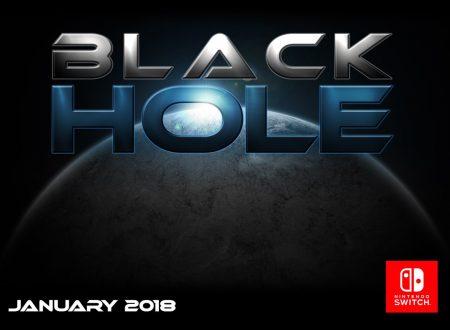 Black Hole: il titolo in arrivo a gennaio 2018 sull'eShop di Nintendo Switch