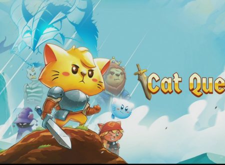 Cat Quest: il titolo aggiornato alla versione 1.01 sui Nintendo Switch europei
