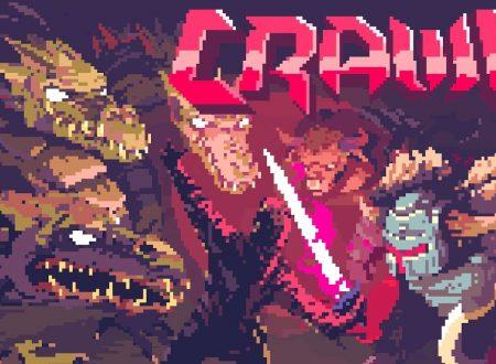 Crawl: il titolo è in arrivo il 19 dicembre sull'eShop di Nintendo Switch
