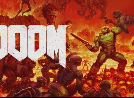 DOOM: il titolo aggiornato alla versione 1.1.1 sui Nintendo Switch europei