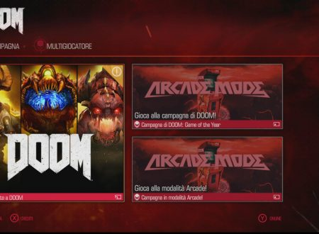 DOOM: un nostro primo sguardo in video al titolo dai Nintendo Switch europei