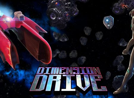 Dimension Drive: uno sguardo in video al titolo dai Nintendo Switch europei