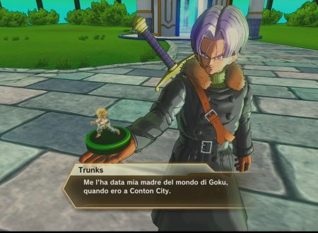 Dragon Ball Xenoverse 2: disponibile l'update 1.08.00, aggiunta la modalità Colosseo degli eroi