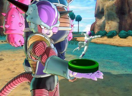 Dragon Ball Xenoverse 2: svelati i dettagli del nuovi contenuti aggiuntivi su Nintendo Switch