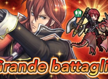 Fire Emblem Heroes: disponibile la Grande Battaglia, atto secondo di Michalis