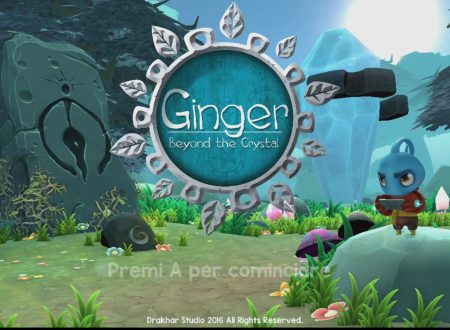 Ginger: Beyond the Crystal, primo sguardo in video dai Nintendo Switch europei