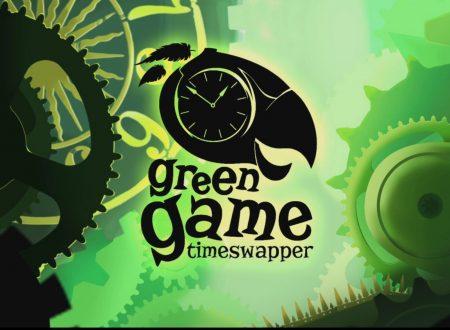 Green Game: TimeSwapper, il titolo in arrivo il 17 novembre sui Nintendo Switch europei
