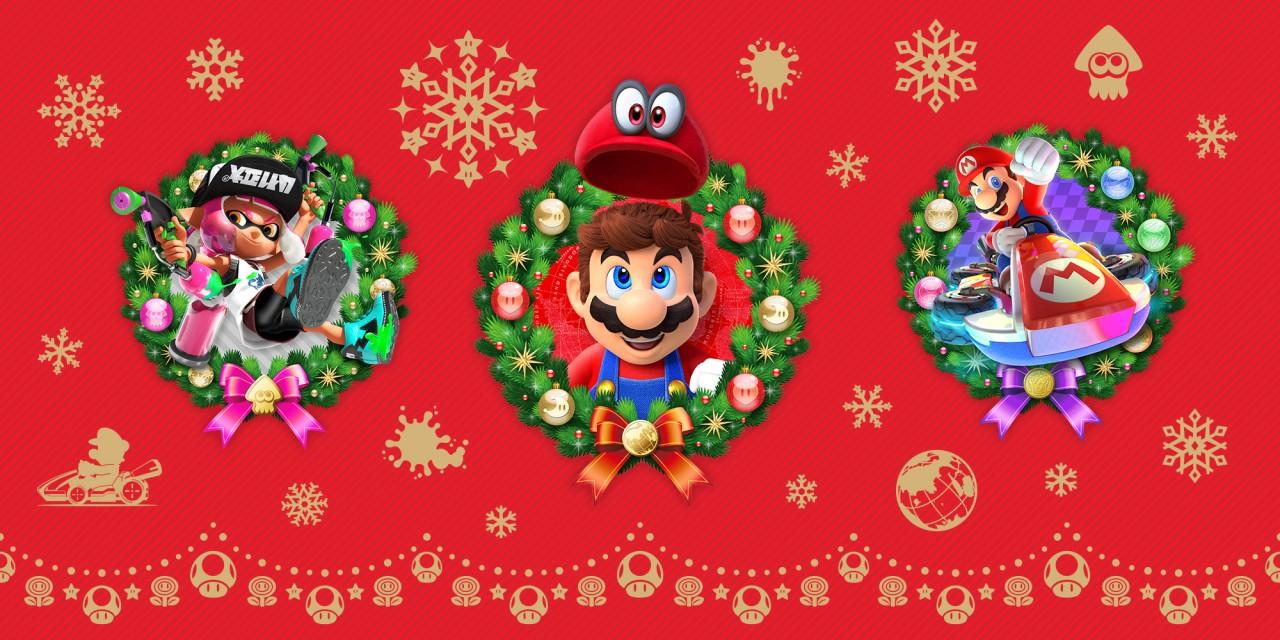 Guida Ai Regali Di Natale.Guida Ai Regali Di Natale 2017 Di Nintendo Sui Titoli Per Switch