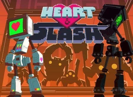 Heart & Slash: il titolo è in arrivo a dicembre sui Nintendo Switch europei