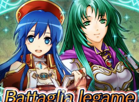 Fire Emblem Heroes: la battaglia legame, atto secondo: Cecilia e Lilina ora disponibile