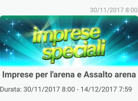 Fire Emblem Heroes: disponibili le imprese arena e assalto arena