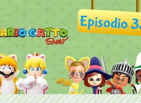 Il Mario Gatto Show: pubblicato il 33° episodio in lingua italiana dello show felino