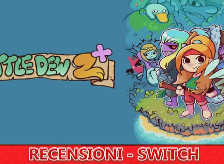 Ittle Dew 2 – Recensione – Switch eShop