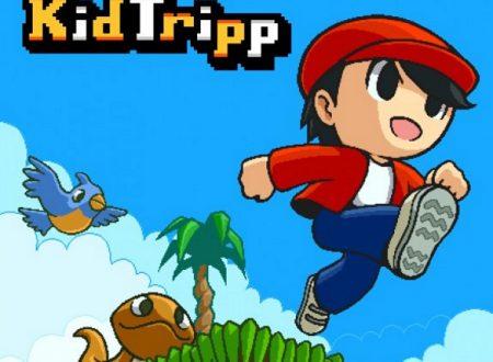 Kid Tripp: il titolo in arrivo il 23 novembre sui Nintendo Switch europei