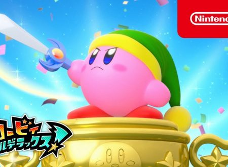 Kirby: Battle Royale, pubblicati due nuovi video commercial giapponesi