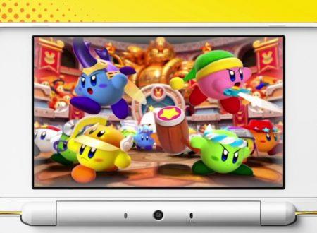 Kirby Battle Royale: pubblicato un nuovo video commercial sul titolo per Nintendo 3DS