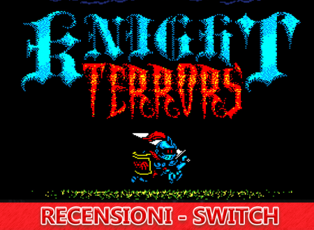 Knight Terrors – Recensione – Switch eShop