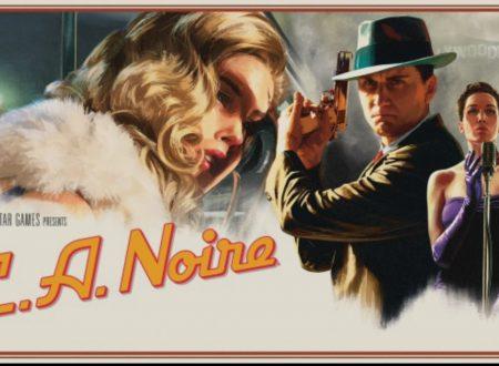 L.A. Noire: il titolo è ora in pre-download sull'eShop europeo di Nintendo Switch