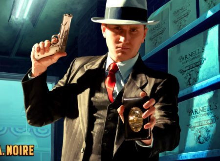 L.A. Noire: pubblicato un video off-screen in modalità portatile su Nintendo Switch