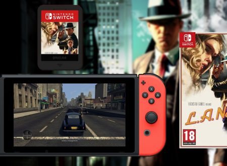 L.A. Noire: svelato il filesize e lo spazio necessario se si acquista in formato retail