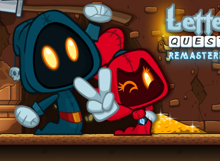 Letter Quest Remastered: uno sguardo al titolo dai Nintendo Switch europei