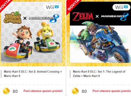 Mario Kart 8: i due set DLC della versione Wii U, ora sul My Nintendo europeo