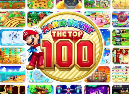 Mario Party: The Top 100, mostrato un video gameplay sulla modalità Storia