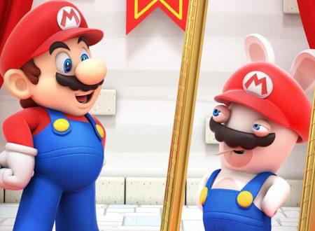 Mario + Rabbids Kingdom Battle: svelata la Gold Edition con un nuovo eroe e mondo di gioco