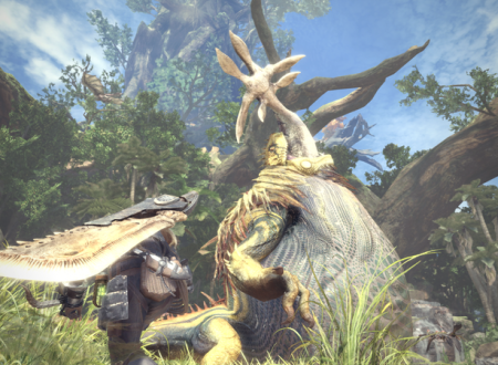 Monster Hunter World: lontane le speranze di vedere un porting su Nintendo Switch?