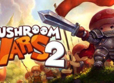 Mushroom Wars 2: il titolo potrebbe arrivare presto su Nintendo Switch