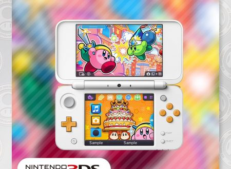 My Nintendo: disponibile un tema di Kirby: Battle Royale, sconti per Super Mario 3D Land e Luigi's Mansion 2
