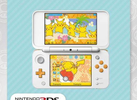 My Nintendo: il tema Pokémon: Pikachu e Poké Ball ad Alola, ora disponibile come premio