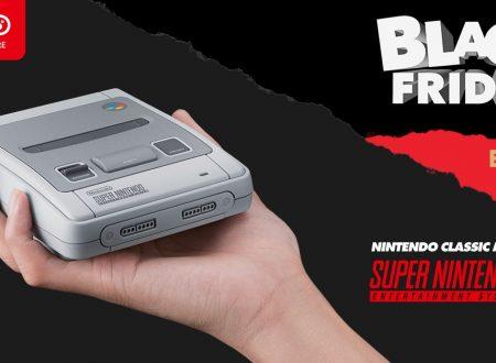 Nintendo Classic Mini: SNES, la console di ritorno sul Nintendo UK Store