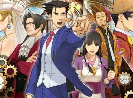 Nintendo Switch: Capcom al lavoro su due collection e il nuovo capitolo della serie Ace Attorney?