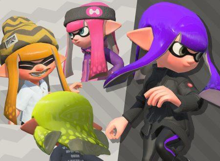 Nuove manutenzioni in arrivo per Splatoon 2 e alcuni titoli per Nintendo Switch