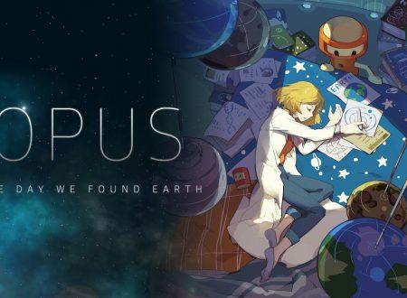 OPUS: The Day We Found Earth: il titolo in arrivo il 30 novembre sui Nintendo Switch giapponesi