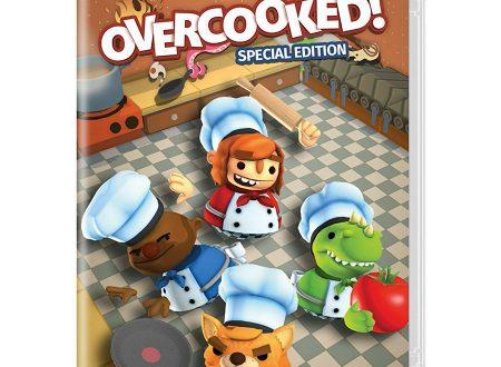 Overcooked: Special Edition in arrivo il 13 febbraio in formato retail sui Nintendo Switch europei