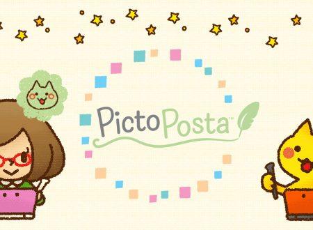 Pictoposta: l'applicazione su Nintendo 3DS, aggiornata alla versione 1.1.3
