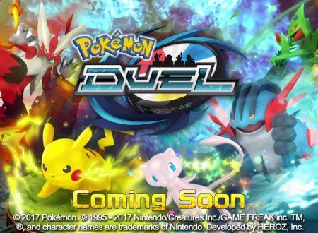 Pokémon Duel: il titolo mobile aggiornato alla versione 5.0.0 su iOS e Android