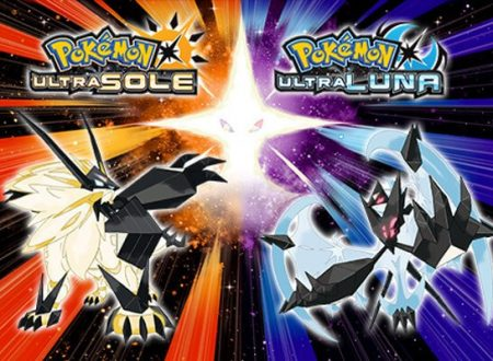 Pokémon Ultrasole e Ultraluna: i due titoli ora in pre-download sull'eShop europeo del 3DS