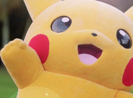 Pokémon Ultrasole e Ultraluna: la valle dei Pikachu mostrata nell'ultimo trailer pubblicato