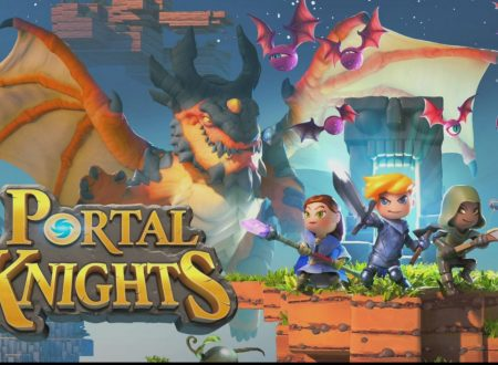 Portal Knights: il titolo in arrivo il 23 novembre sui Nintendo Switch europei