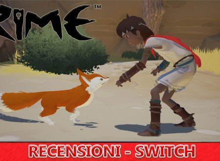RIME – Recensione – Switch eShop